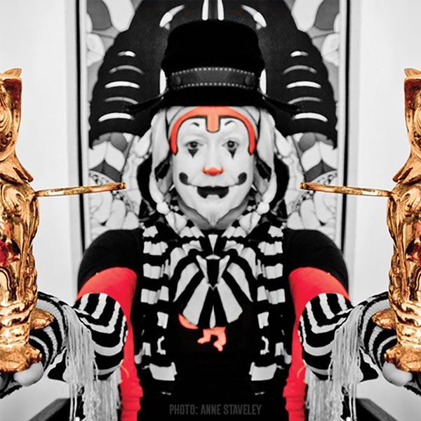 Boenobo Zjo (aka The Klown)